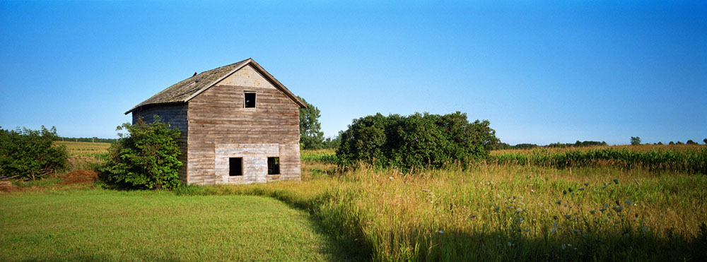 Bechtel Road Barn