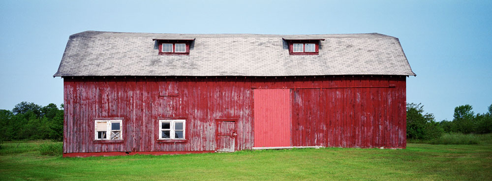 Barn on EE